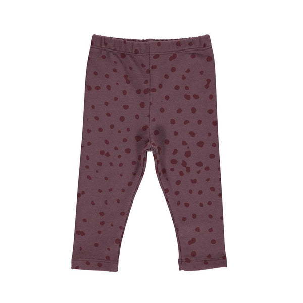Leggings - Gro Aubergine