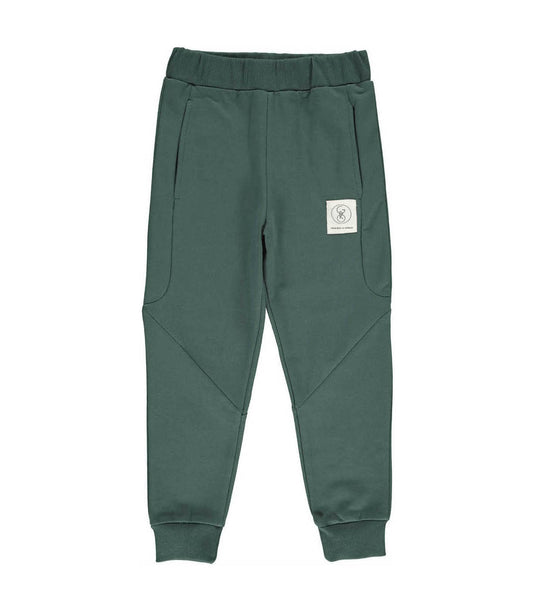 KBH A Green Pants - Canvas label