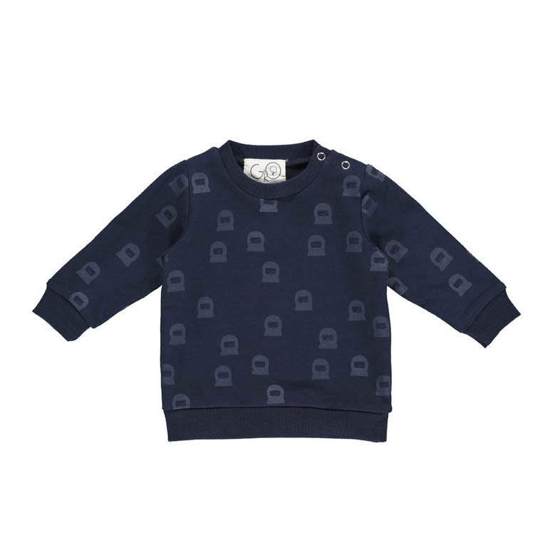 Baby Sweat - Classic Navy