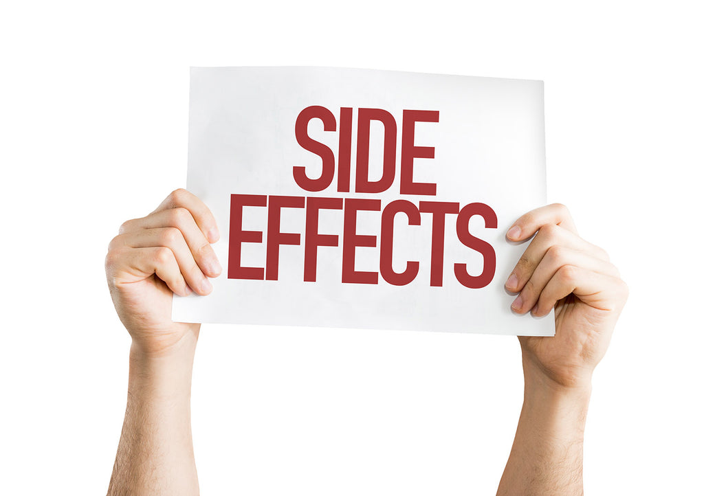 Side effects of CBD