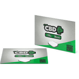 CBD 120mg Patch - 30 CBD patches