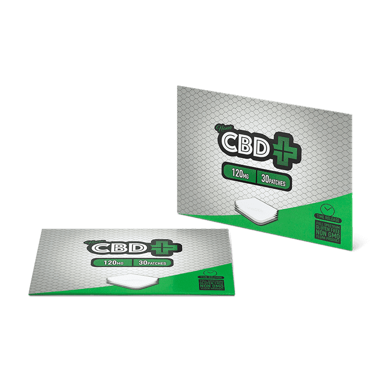 CBD 120 Patch (30 CBD patches) - SUBSCRIPTION
