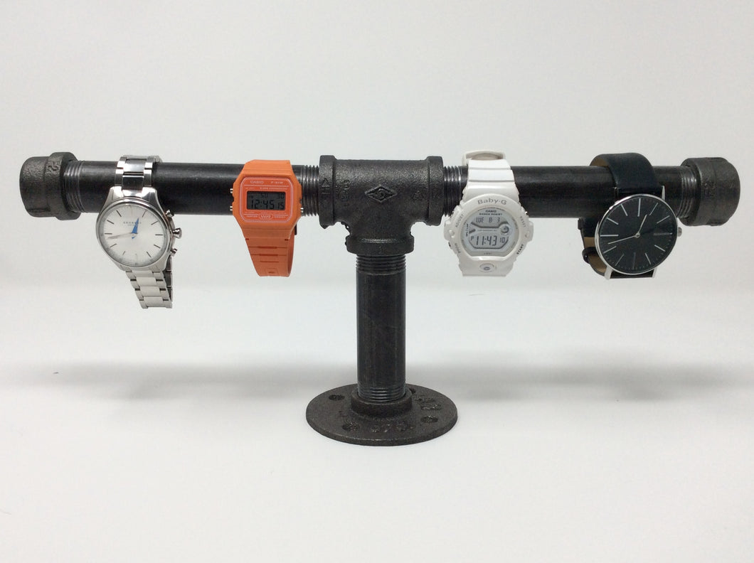 Industrial Watch Stand