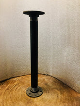 "Industrial Table Legs made from 3/4"" galvanized iron"