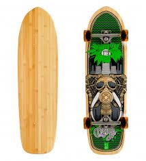 Bamboo Fresh Air Pool Deck Cruiser