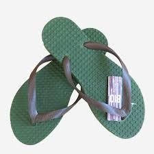 Men's Go Green Flip Flops