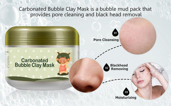 Deep Pore Cleansing Effective Clay Mask Anti-Acne NOT IRRITATING
