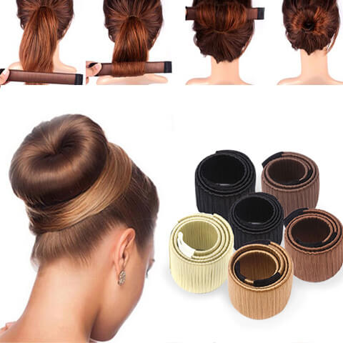 Amazing French Twist Magic Bun Maker