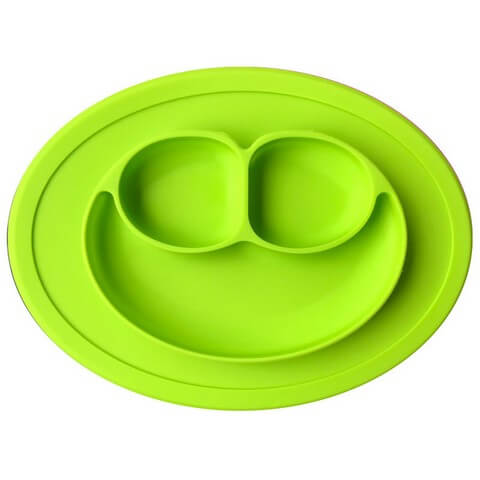 Amazing Silicone Place Mats For Children tipped bowls or plates