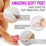 Amazing Soft Feet - BABY SOFT FEET
