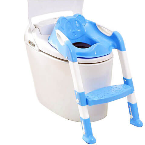 BABY TOILET TRAINER SEAT Blue