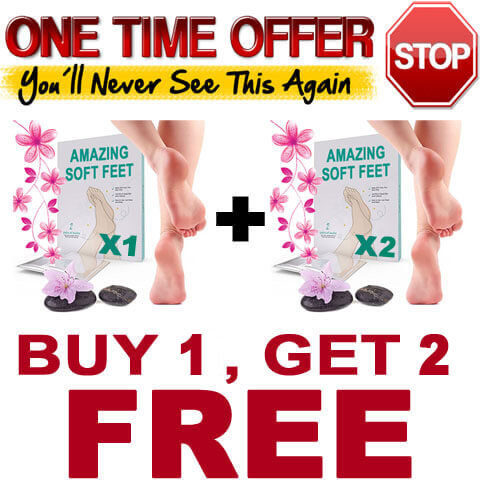 ★★★ Amazing Soft Feet - ONE TIME OFFER