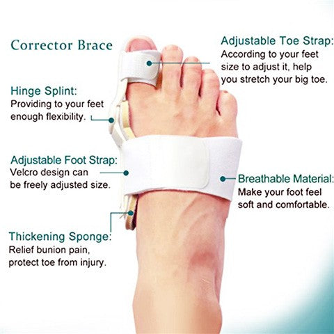Best Orthopedic Bunion Corrector - Bunion Complications