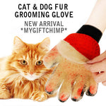 Better Cat & Dog Fur Grooming Glove