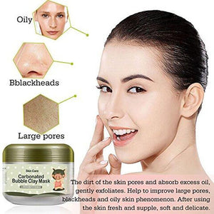 Deep Pore Cleansing Effective Clay Mask Anti-Acne