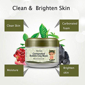 Deep Pore Cleansing Effective Clay Mask Anti-Acne MAKE YOUR FACE SOFT