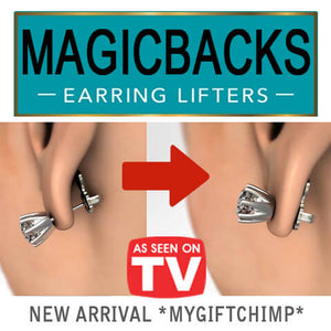 MagicBacks - Instant Earring Lifters