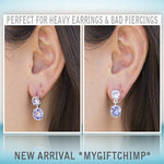 MagicBacks - Perfect for heavy earrings & bad piercings