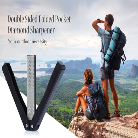 Original Pocket Diamond Sharpener