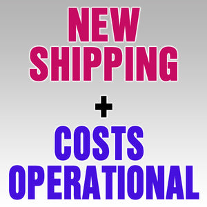 Special Shipping & Costs Operational