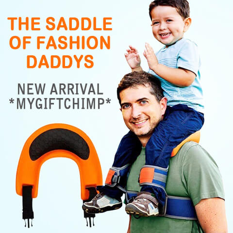 New Hands Free Shoulder Carrier safe for 2-5 Years Old Kids
