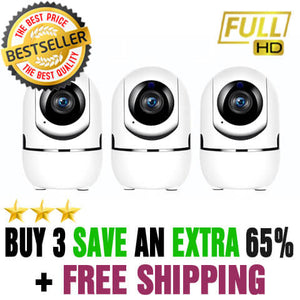 Smart Security Cam Home or office WiFi network