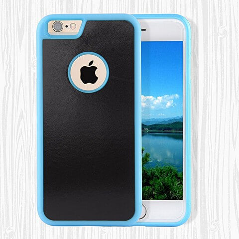 Super Antigravity Iphone Case Blue