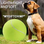 Super Giant Tennis Ball for Pets