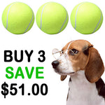 Super Giant Tennis Ball for Pets offer 3
