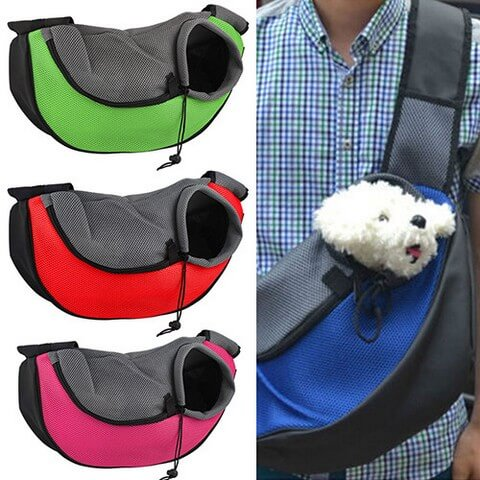 The #1 Front Carrier Pack For Dogs & Cats Discount