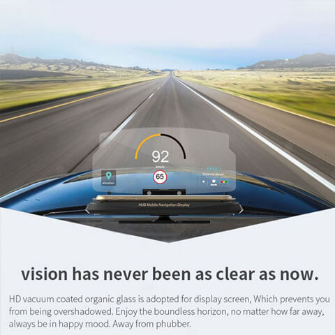 The Best Universal Smartphone GPS Car Projector Best Price