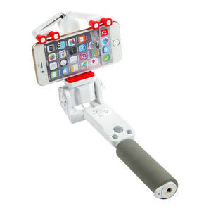 Ultimate Rotating Selfie 360° Stick Powerful mobile phone clip