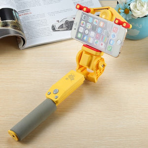 Ultimate Rotating Selfie 360° Stick Stainless steel telescopic rod