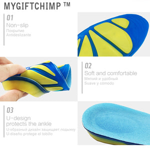 Ultra Shock Absorbing Insoles High quality rubber