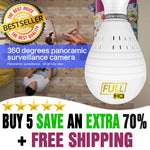 home security alarm system Led Light Bulb