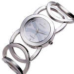 Extreme Circles Women Watch silver