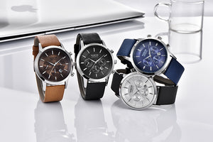 Business Waterproof Men Watch