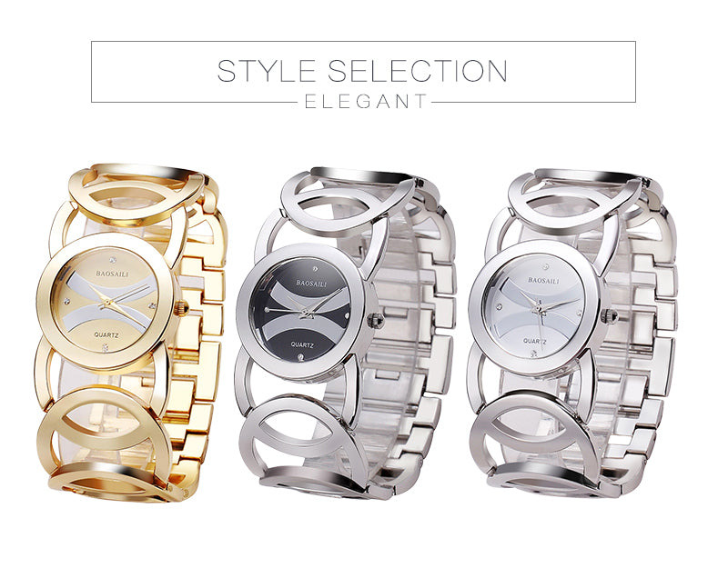 Extreme Circles Women Watch