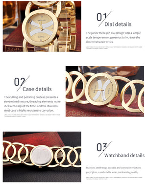 Extreme Circles Women Watch Ebay