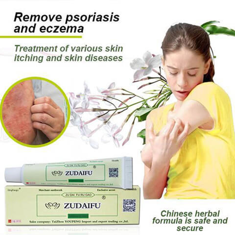 Wonderful Psoriasis & Eczema Cream (Complete Treatment 3 Units)