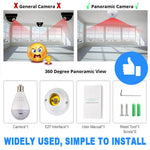 security cameras systems Led Light Bulb