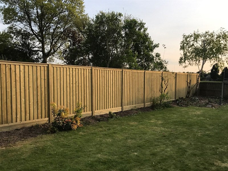Top 5 Benefits of a Garden Fence