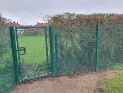 Max Defence 358 Mesh Fencing Supplied and Fitted in Stockport