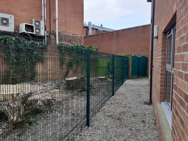 Popular Pro Defence Mesh Fencing Supplied & Installed in Manchester