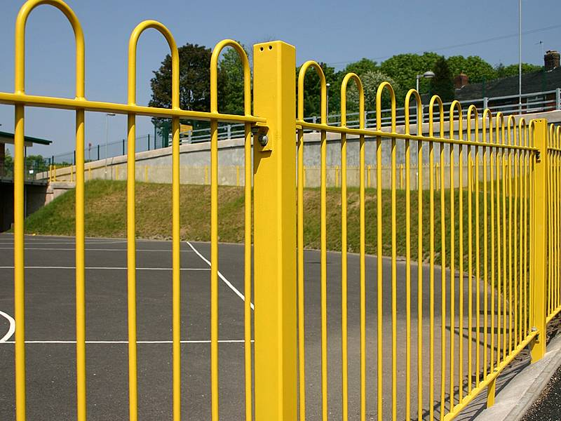 Children's Play Areas and the Importance of Safety Rails