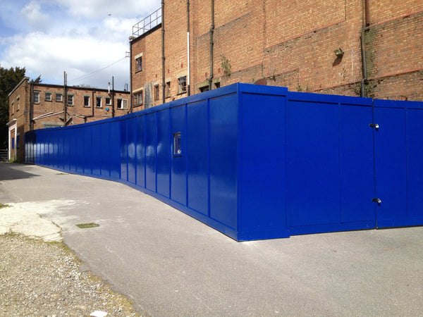 Almec Fencing's Ultimate Site Hoarding Guide for 2020