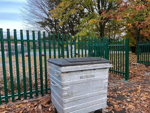 Palisade Fencing Installation for Christ Church School in Stone | trenthamfencing.co.uk