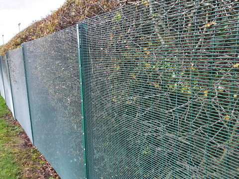 Max Defence 358 Mesh Fencing Supplied and Fitted in Stockport | Almecfencing.co.uk
