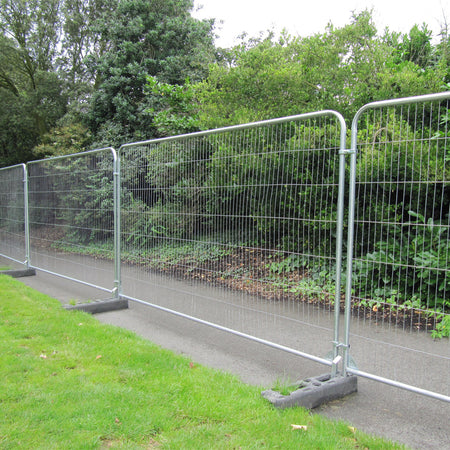 Temporary Fencing | Almec Fencing | Domestic & Industrial Fencing Contractors