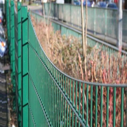 Dual Defence Wave Mesh Fencing | Almecfencing.co.uk